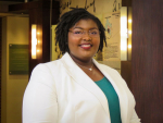 Alumna recognized by March of Dimes