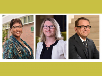 3 named to executive leadership roles