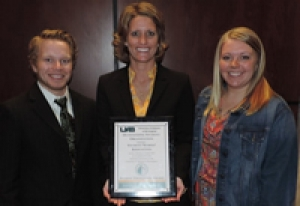 "Continue reading ""Nursing students recognized at 2014 UAB Student Excellence Ceremony"""