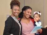 Nurse Family Partnership graduates first class