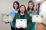 Trio of UAB School of Nursing faculty recognized by UAB Center for Teaching and Learning