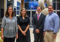 Junior Board of Visitors Welcomes Four New Members