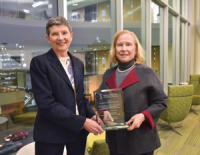 Partnership earns top AACN award
