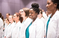 "New UAB SON students honored at semi-annual ""Lamp of Learning"" ceremony"