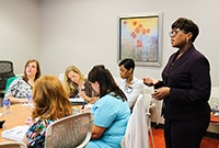 Child Care: Faculty Collaborate with Children's of Alabama to Improve Care, Outcomes for Patients and Nurses