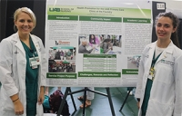 BSN students present at eighth annual UAB Expo