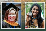 Recent graduates honored by Nursing Chapter of UAB National Alumni Society