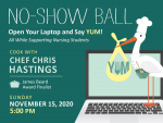 No-Show Ball goes virtual