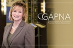 Baker continues her work with Gerontological Advanced Practice Nurses Association