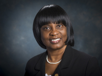 UAB's Dawson elected 13th president of the National Black Nurses Association, Inc.