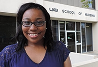 First-generation student finds home, focus on rural health at UAB