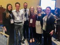 Students attend Sigma conference