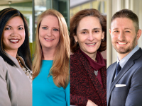 Faculty, alumni named 2020 AAN Fellows
