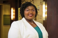 Three-time graduate selected NIH Future Research Leader