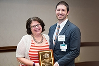 Bakitas named MHRC Barkley Excellence in Mentoring Award winner