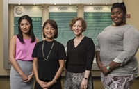 Three PhD students awarded Komen training grants