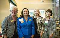 UAB School of Nursing celebrates alumni, colleagues at annual dinner