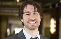 "Post-Doctoral Fellow Nicholas Dionne-Odom named UAB ""Most Esteemed"" Postdoc of the Year"