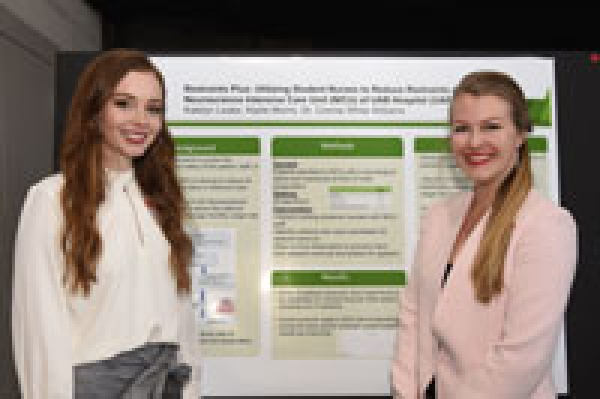 BSN students earn research award