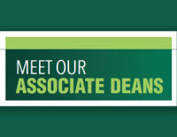 Meet our Associate Deans