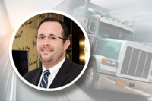 Combs examining truck driver health