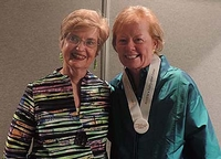 Alumna Disch honored by AACN
