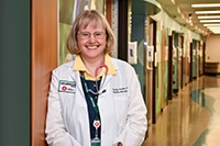 Landier makes advancing pediatric oncology nursing her life's work