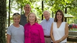 Alumna, Board of Visitors members use their annual gathering to help School