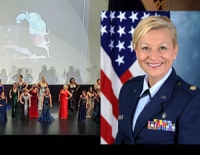 Alumna VanDyke makes Top 10 at Ms. Veteran America