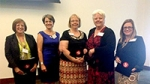 Five faculty honored by B-Metro