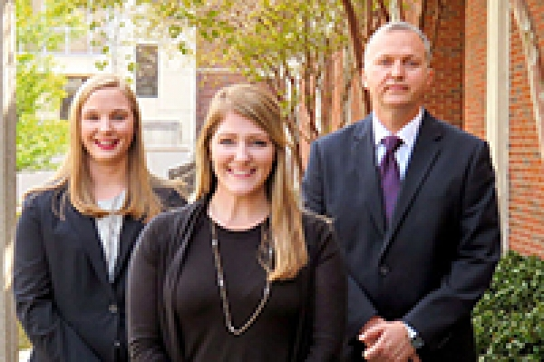 UAB School of Nursing PhD students Bray, Mumbower and Pavicevic named 2016 Jonas Scholars