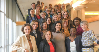 Markaki is chair of international nursing group