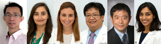 Six new faculty join the O'Neal Cancer Center