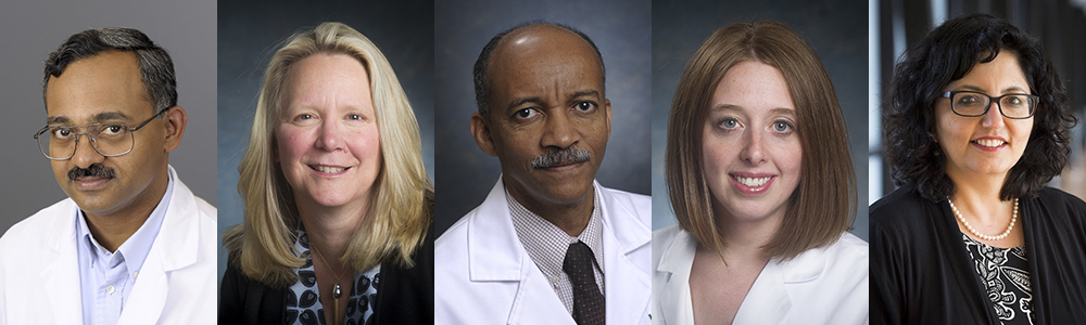O'Neal Cancer Center members receive Dean's Excellence Awards