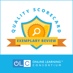 OLC Exemplary Badge