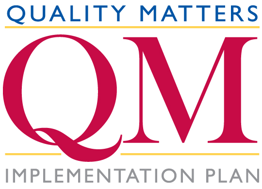 Quality Matters Implementation at UAB