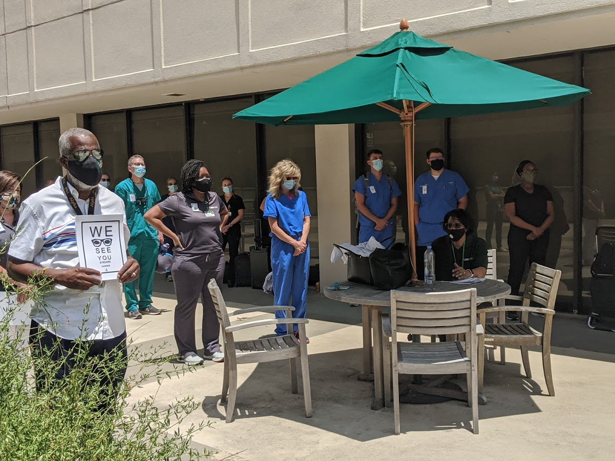 UABSO launches EyeCare4Justice
