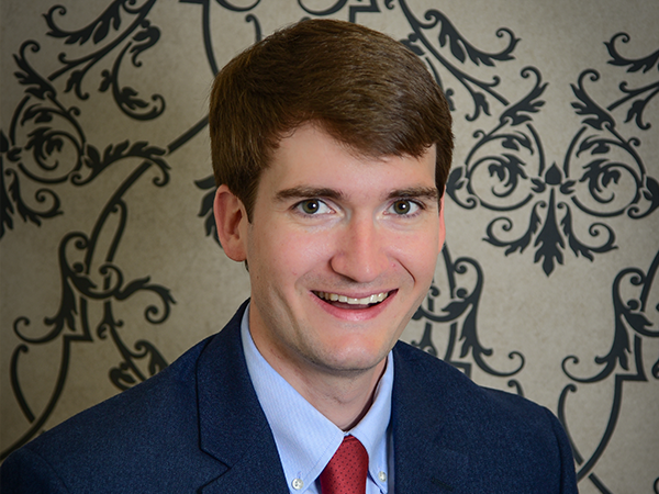 Pinkston named 2020 Young Alumnus of the Year