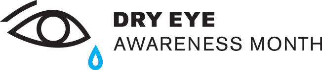 Dry Eye Awareness Month Graphic Banner