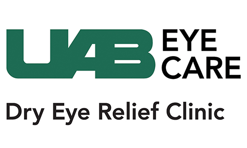Graphic for UAB Dry Eye Relief Clinic