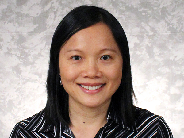 Optometry welcomes Huang, assistant professor