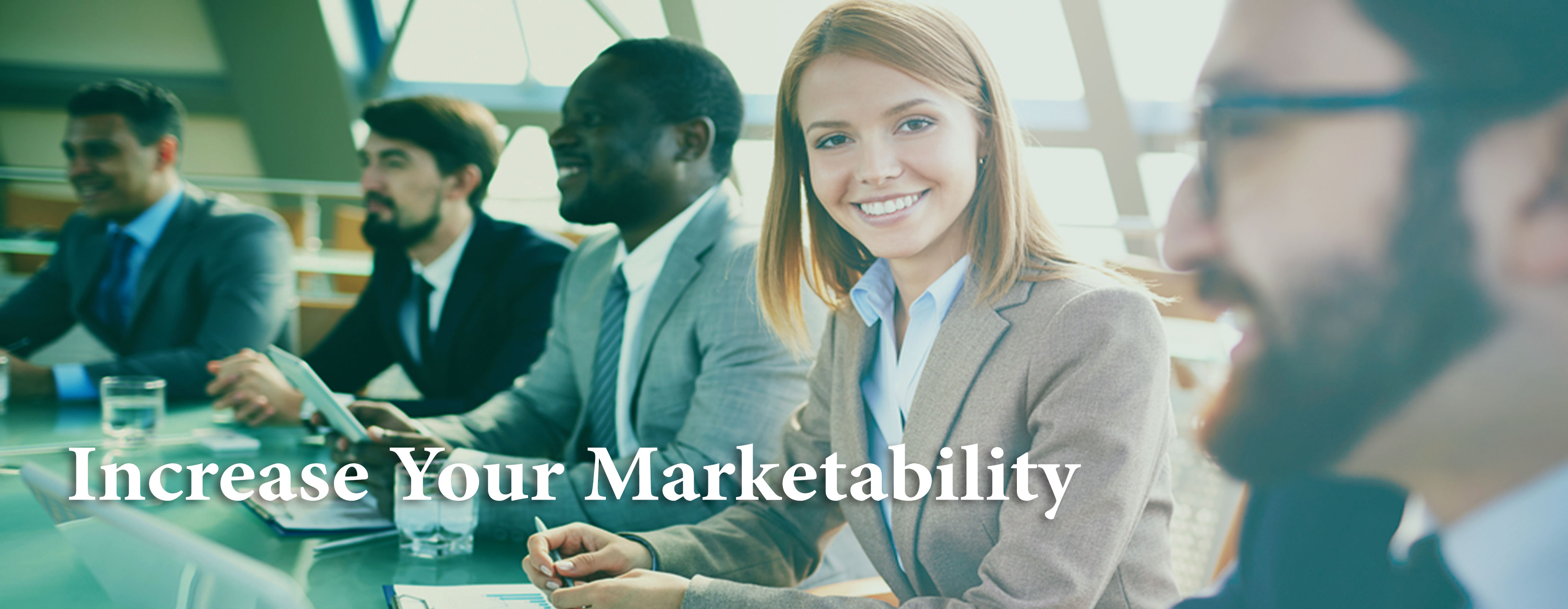 IncreaseMarketability