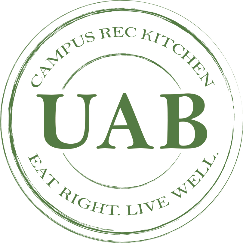 Campus Rec Kitchen Logo UAB