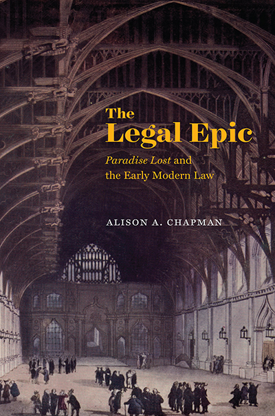 The Legal Epic Paradise Lost and the Early Modern Law stream