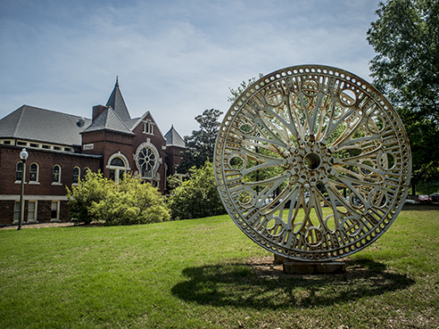 3 walking trails show off UAB's outdoor public art collection