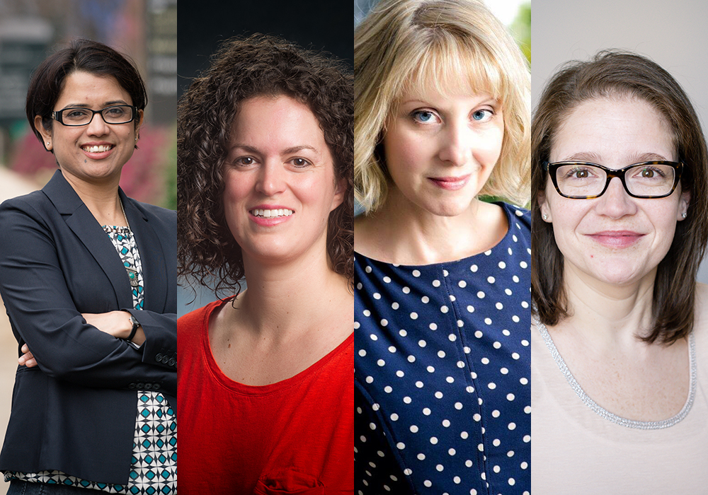 4 women faculty fellows foster community, academic enrichment for honors students