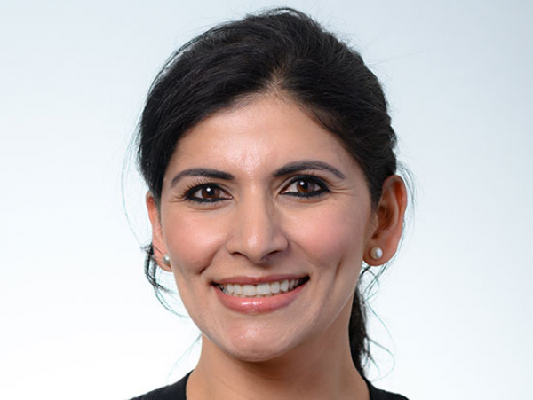 Kaur's energy and compassion inspire students and patients in dentistry