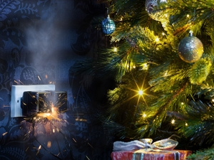7 ways to protect your home from fire this holiday season