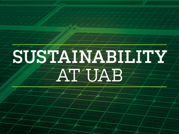 Student governments, faculty senate pledge support for '20 by 2025' sustainability goal