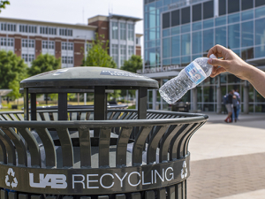 9 items you can recycle easily on campus